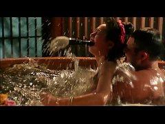 หนังโป๊จีนแนวโบราณ ต้นตำรับ Sex And Zen มีฉากข่มขืนเอากันในน้ำด้วย