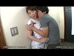 Japanese Mother and Son หนังโป๊แม่ลูกญี่ปุ่นเล่นชู้แอบเย็ดกันตอนพ่อเผลอ
