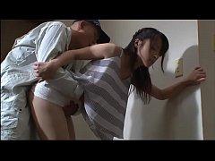 หนังอาร์ญี่ปุ่น หลังเที่ยงวันเราเจอกันนะ ผัวไม่ยอมทำการบ้าน เมียเลยต้องให้ช่างแอร์และเจ้านายผัวเย็ดหีให้