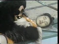 หนังอาร์จีนแนวซอฟต์คอร์ สาวน้อยเงี่ยน นอนช่วยตัวเองจินตนาการว่ากำลังโดนลิงกอริลลาเย็ดหี