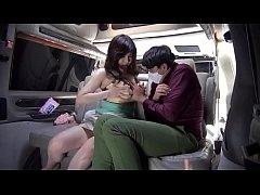 ไอ้หนุ่มเกาหลีอยากเย็ดหีดาวโป๊ญี่ปุ่นจัดจ้าง Anri Okita มาถ่ายหนังเย็ดบนรถเสียวซื้ด