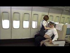 AV HD นักบินหนุ่มนัดเย็ดกับสาวแอร์โฮสเตส เอากันบนเครื่องบินเลย อย่างเสียว