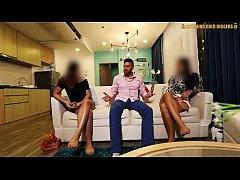 หนุ่มดูไบหลอกเย็ดสองสาวไทย แอบถ่ายสวิงกิ้งกันมันส์มากร้องครางลั่น