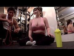 หนังโป๊ออกกำลังกาย สาวแซ่บหุ่นดีนมใหญ่โชว์ฟิตเนสสุขภาพต่อด้วยลีลาเย็ดสุดเสียวกับแเทรนเนอร์หนุ่มอย่างเมามันส์